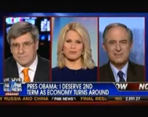 Lanny Davis on Economy and President Obama Re-election